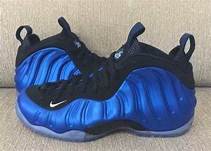 Nike Air Foamposite One XX Royal 20th Anniversary ...