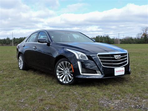 2020 Cadillac Ct5 Mpg 2 by 2016 Cadillac Cts 3 6l Awd Review Autoguide News