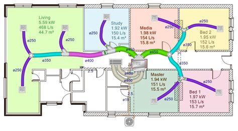 create house floor plans free plandroid graphical air conditioning design and quoting