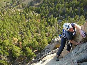 Rock Climbing & Mountaineering in Rocky Mountain National Park