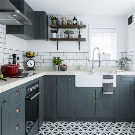 exemple de cuisine repeinte 1001 idées pour aménager une cuisine cagne chic charmante