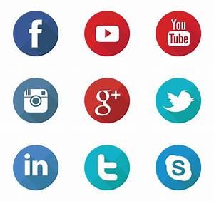 Social Media PNG Transparent Social Media.PNG Images ...