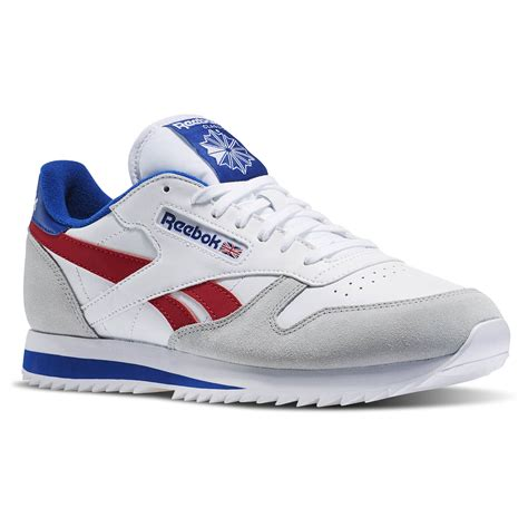 reebook classic reebok classic leather ripple low bp white reebok us