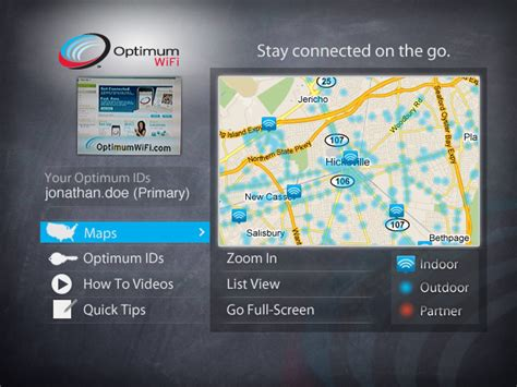 cablevision launches highly personalized interactive