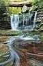 Imagery Tour of Elakala Falls West Virginia - XciteFun.net