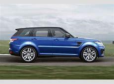 2015 Range Rover Sport SVR revealed photos CarAdvice