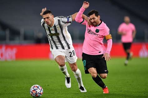 Juventus 0-2 Barcelona: Players Ratings as Catalans pull ...
