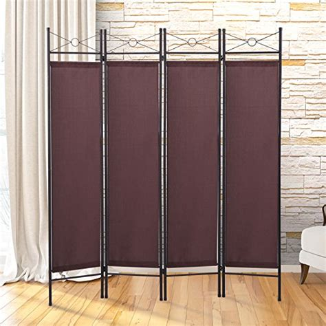 Jaxpety 4 Panel Room Divider Privacy Screen Home Office. Classic Living Room. Gyms With Steam Rooms. Paper Pom Pom Decorations. Dining Room Chairs Wood. Room Furniture Store. Artificial Flower Decoration For Home. Rv Screen Rooms. Decorative Cast Iron