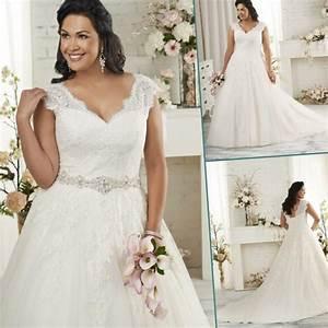 plus size wedding dress designer pluslookeu collection With size 30 wedding dress