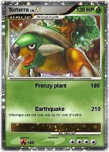 Pokémon Torterra 407 407 - Frenzy plant 180 - My Pokemon Card