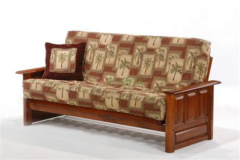 Wood Futon Bed  Bm Furnititure
