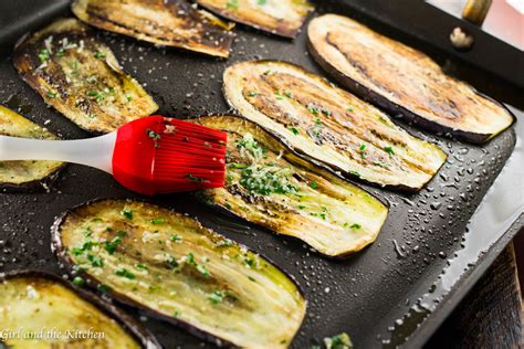 eggplant recipe healthy pan fried baby eggplant with gremolata girl and the kitchen