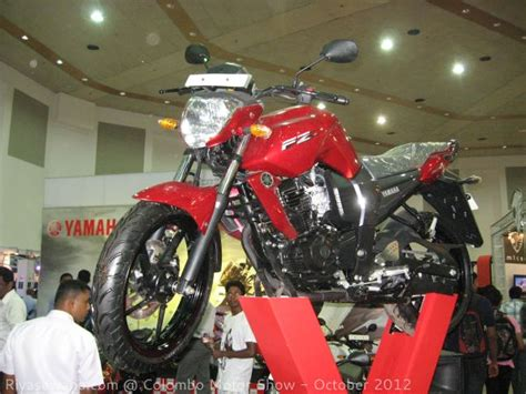 Colombo Motor Show October 2012