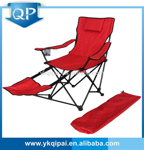 high quality canopy cing chair with footrest and cup holder buy canopy cing chair with