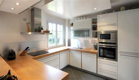 plan de travail cuisine blanc laqué attrayant plan de travail cuisine blanc laque 4 visor
