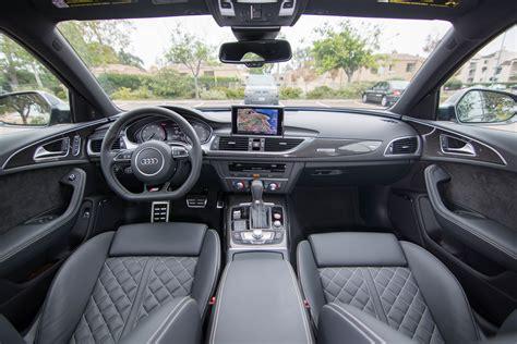 Face-lifted 2016 Audi S6 Vs. Audi S7
