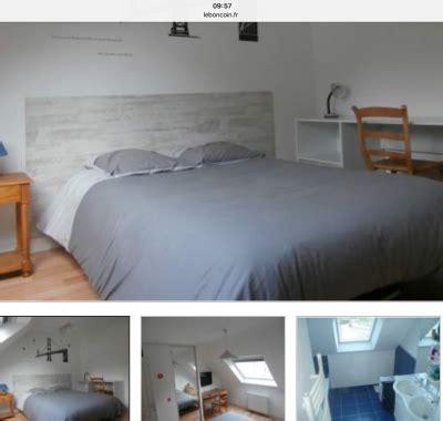 chambre chez l habitant quimper chambre à louer chez l 39 habitant pont croix