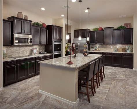 Dark Cabinet Kitchens Home Design Ideas, Pictures, Remodel