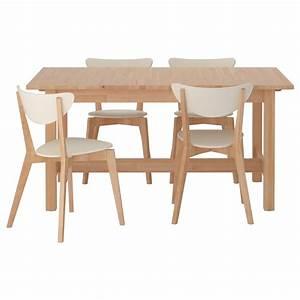 Table Chaise Ikea : norden nordmyra table et 4 chaises 319 ikea for the home in 2018 pinterest smart ~ Teatrodelosmanantiales.com Idées de Décoration