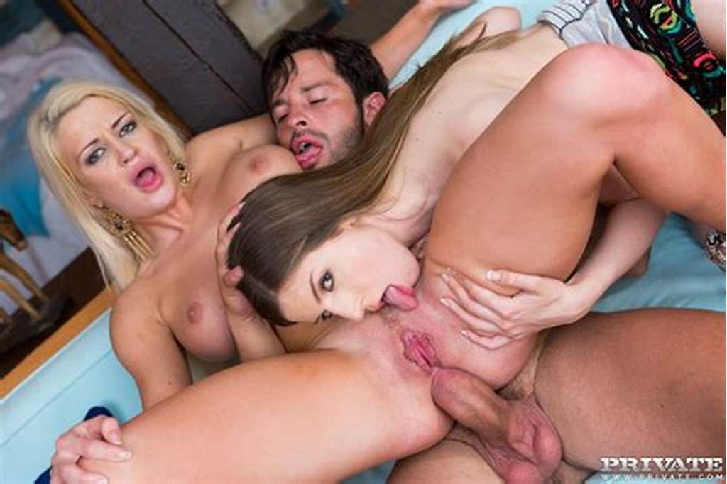 #Sienna #Day #Has #An #Ass #Orgasm #During #3Way #With #Stella #Cox