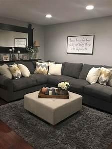 57, Cozy, Living, Room, Decor, Ideas, 6