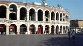Piazza Bra, Verona - YouTube