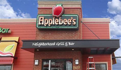 Applebee's New Entry Canopies