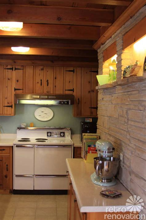 vintage kitchen cabinets for knotty pine upload photos of your knotty pine rooms 8835