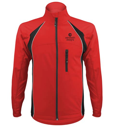 Aero Tech Designs Men 39 S Windproof Thermal Cycling Jacket