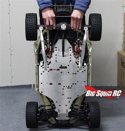 fidracing dragon hammer iii  gas truck big squid rc