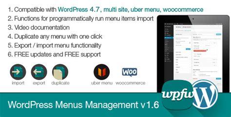 nulled menus management v1 6