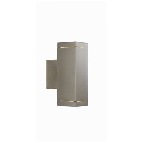 searchlight 9008 2ss 2 light outdoor wall light