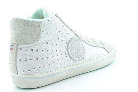 P14 Wrangler Scarpe Shoes Donna Sneakers Alte Jasper Studs