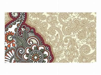 Batik Cdr Gambar Motif Putih Hitam Vektor