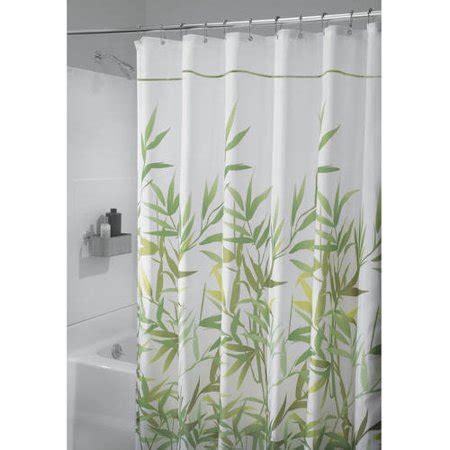 fabric shower curtains walmart interdesign anzu fabric shower curtain stall 54 quot x 78