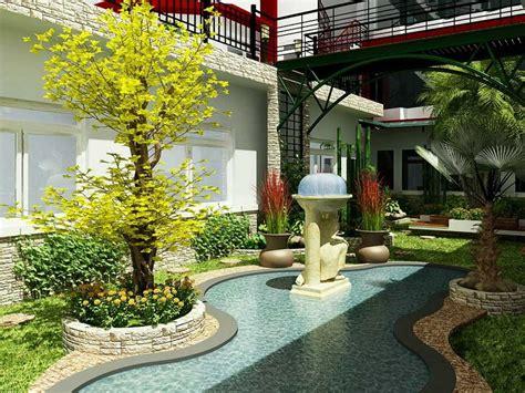 plants selection  create luxury garden landscape  ideas