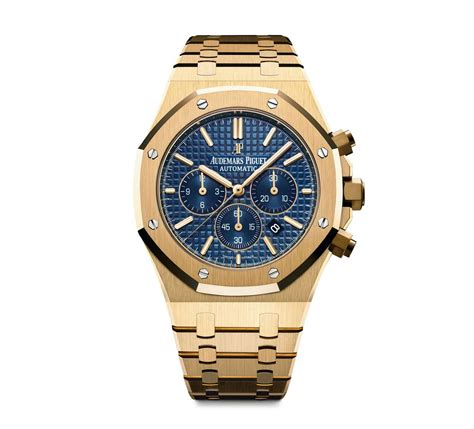 audemars piguet s new royal oak yellow gold gq india