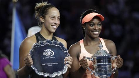 us open sloane stephens routs compatriot to win maiden grand slam title