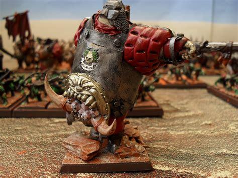 Always Strikes Last: Ogre Kingdoms Army Shots