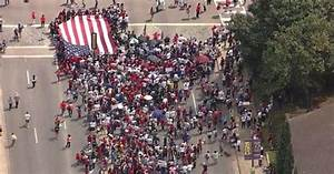Huge march for immigration attracts thousands in Dallas ...