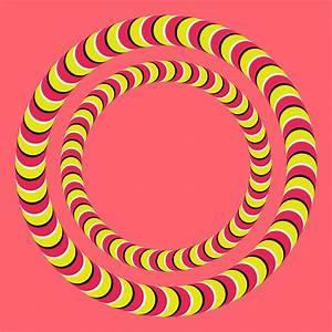 Optical Illusion Circle In Circle by Sumit Mehndiratta