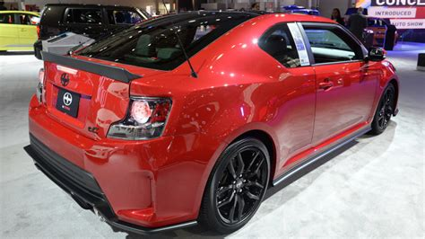2016 Scion Tc Release Series 10.0 : 2017 Scion Tc Release Series 10.0
