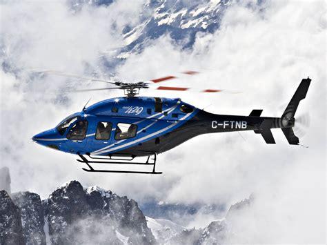 Bell 429 Globalranger Helicopter