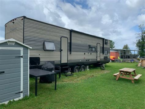 trailer  sale  forest river cherokee rses travel trailers campers peterborough
