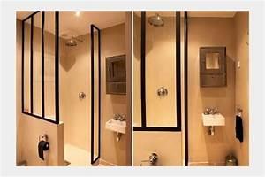 Deco Salle D Eau : id e d coration salle de bain petite salle d 39 eau leading inspiration ~ Teatrodelosmanantiales.com Idées de Décoration