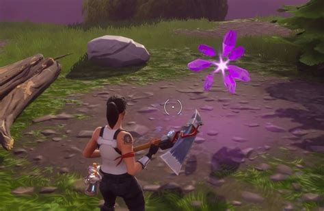 destroy  anomaly shards fortnite wiki
