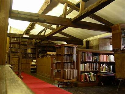 Library Cathedral Worcester Archive Same
