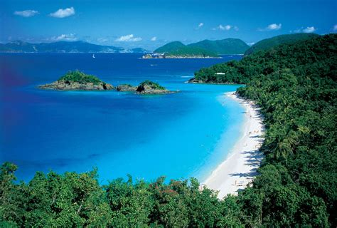 Stjohn  Best Island To Spend Vacations 2013 World