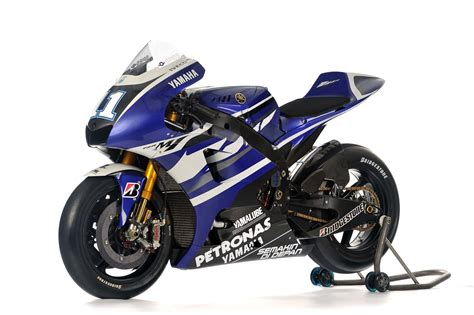 2011 Yamaha Yzr-m1 Technical Specifications