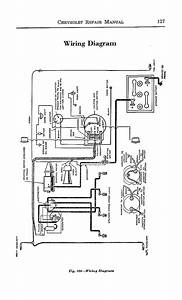 Complete Wireing Diagram Available For A 1924 Buick 4